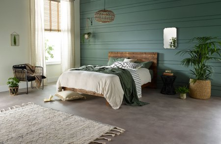 Shades of green: Memory Foam Warehouse's products at one with nature