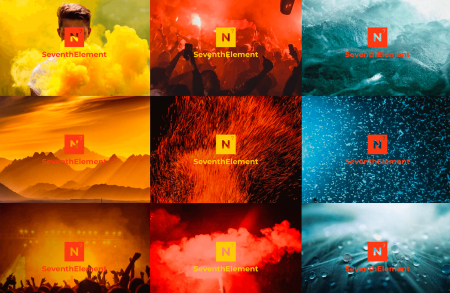 Unveiling the explosive results of our colourful new identity: yellows, reds & blues