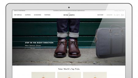 Peter Werth: new season shoes