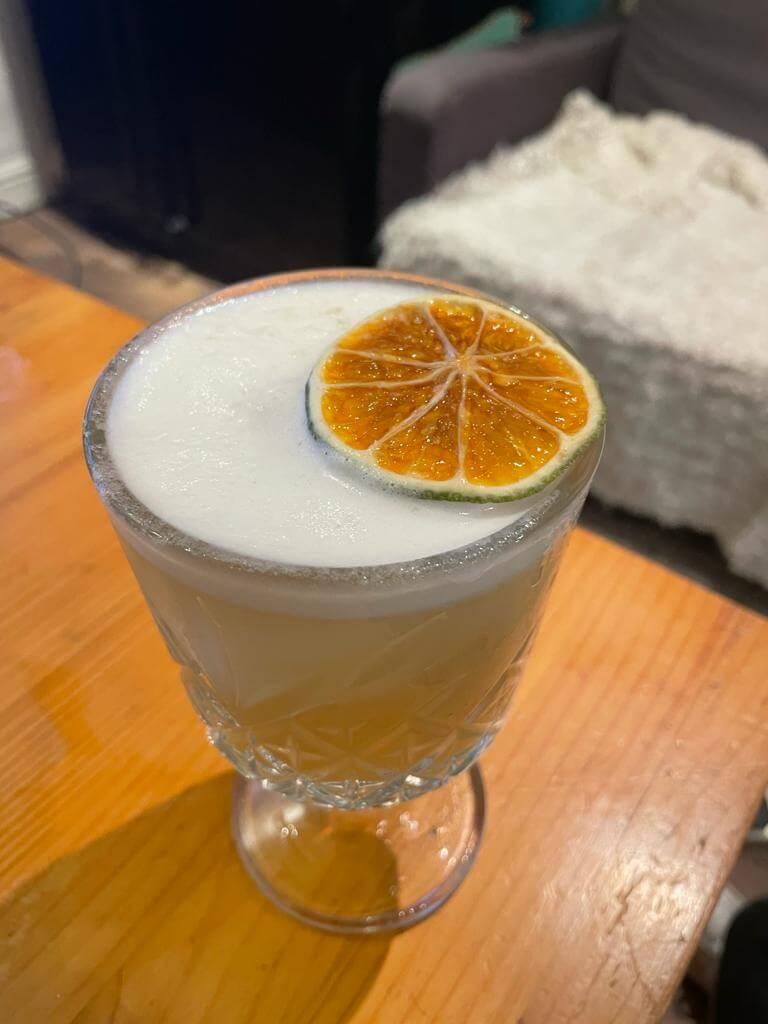 Alice Accelerator cocktail